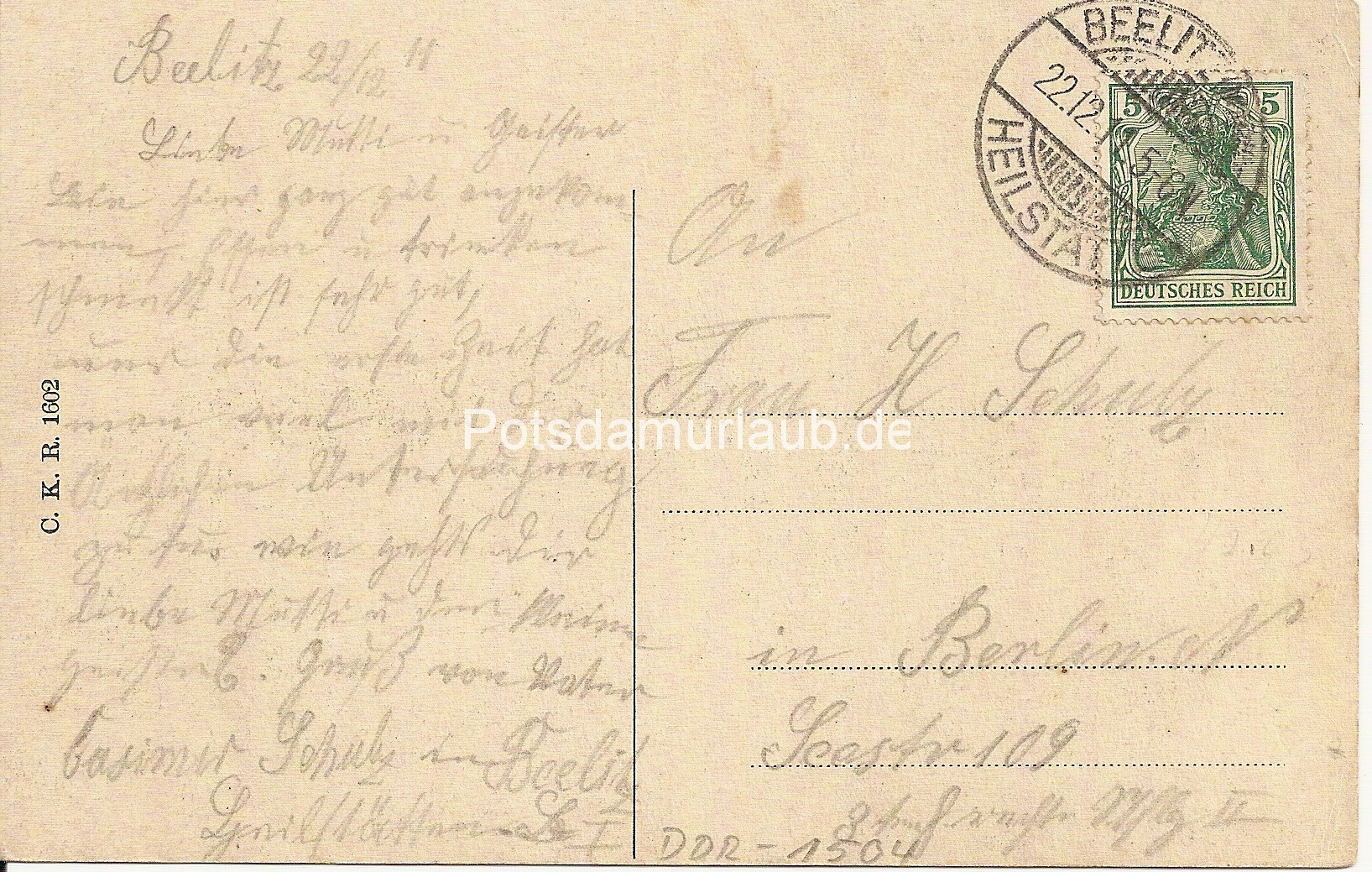 1911 12 22