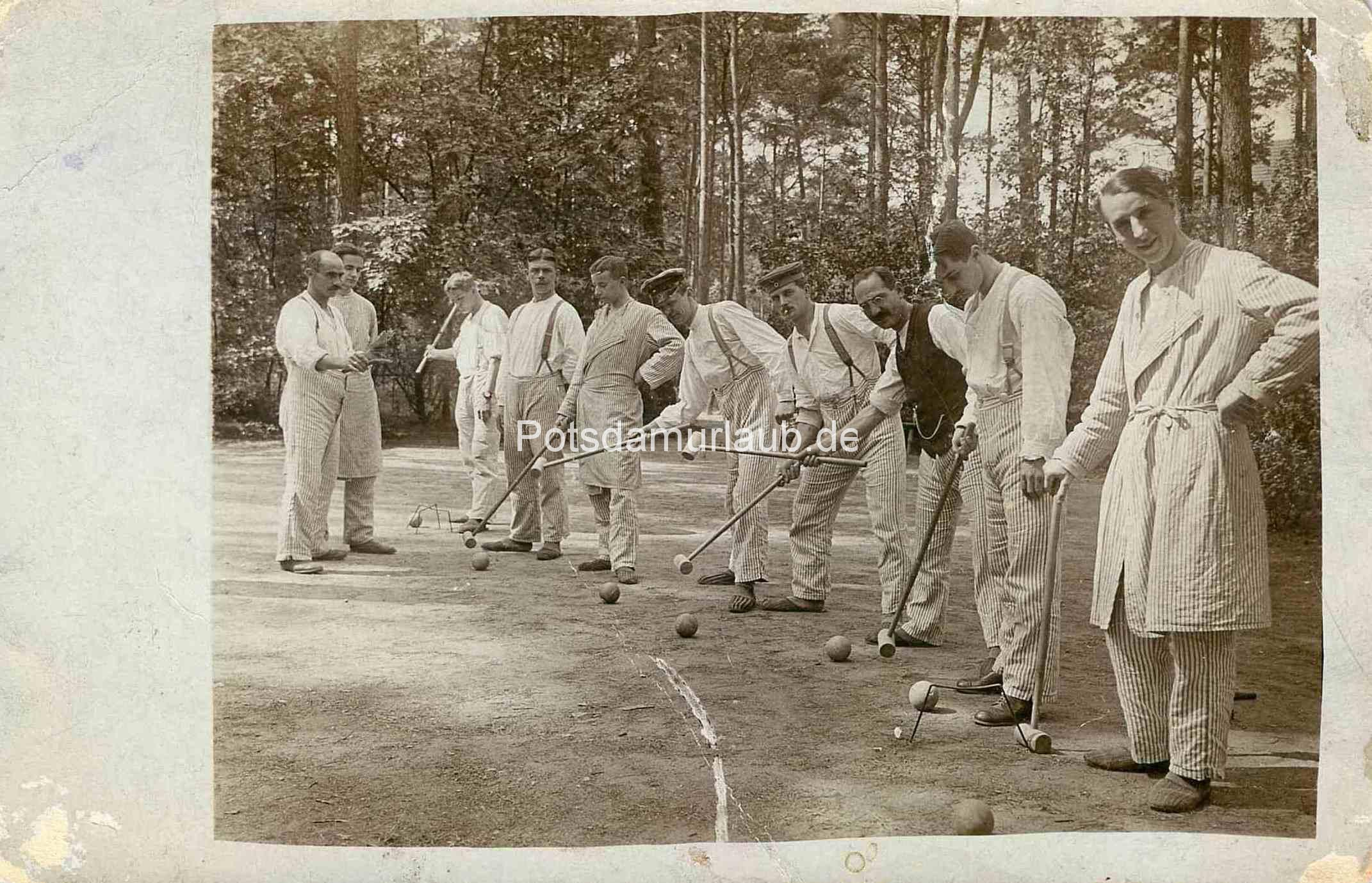 1916 Cricket