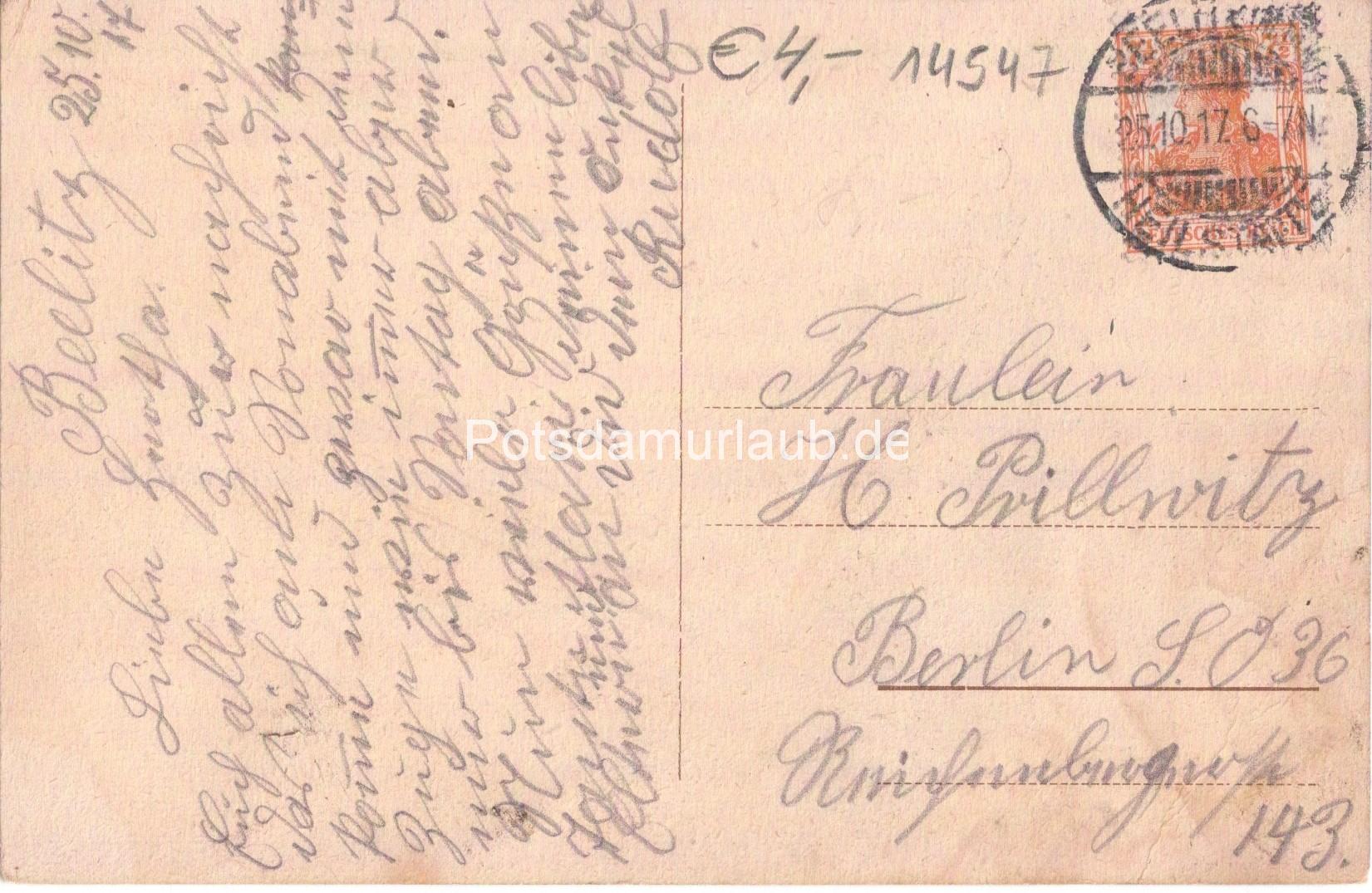 1917 10 25